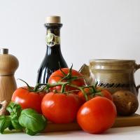 Tarte aux tomates aux accents du Sud