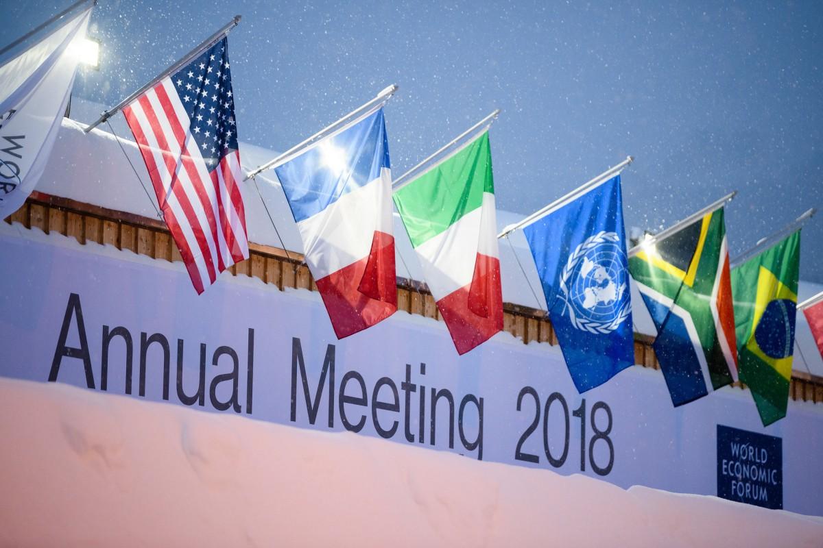 Humour du lundi, sur fond de forum de Davos